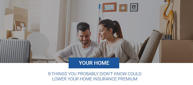 8 things you probably didn't know could lower your home insurance premium