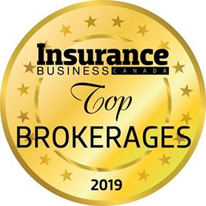 Storm Insurance Ranked #2 in 2019 Top 10 Canadian Brokerage Awards